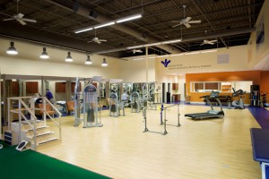 BonSecours Sports Medicine and Physical Therapy, top technological resources, sparkling Patterson Avenue facility