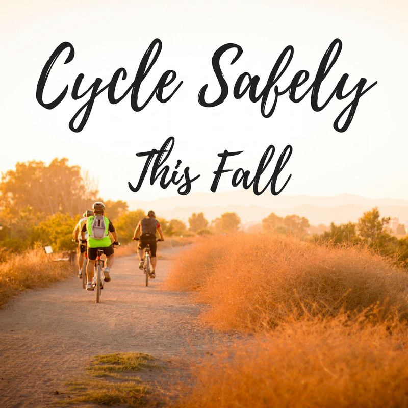 Cycle Safely this Fall