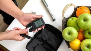 Diabetes Nutrition Counseling